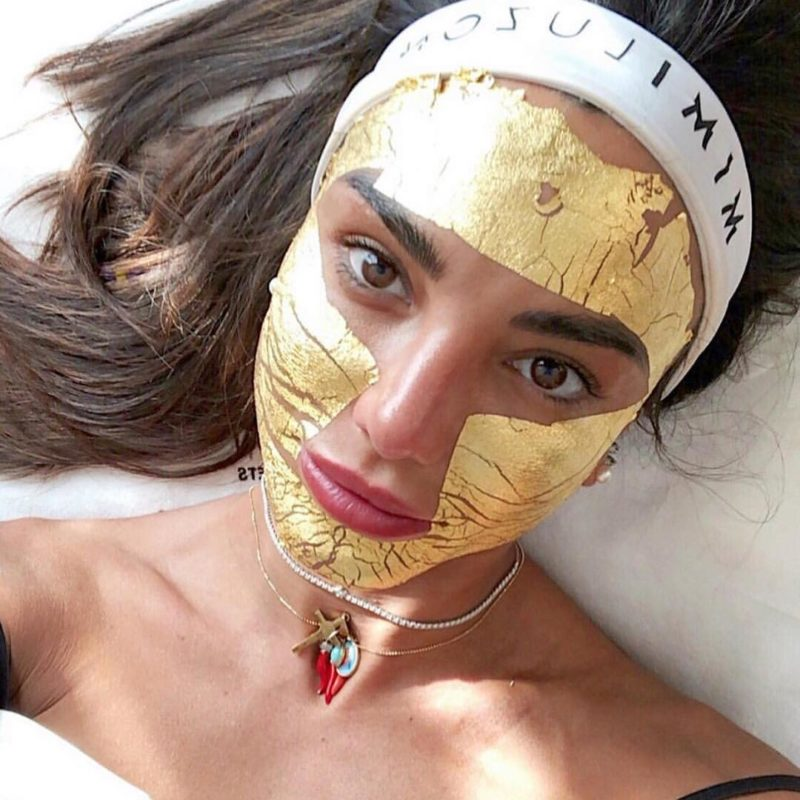 Mimi Luzon – 24K Pure Gold Treatment